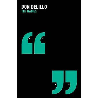 Nimien näyttötapa Don DeLillon - 9780330524865 kirja