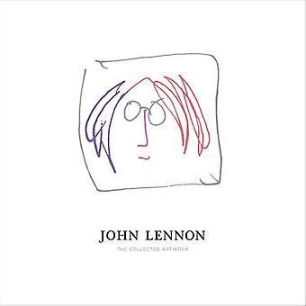 John Lennon - insamlade teckningen av Scott Gutterman - John Lennon-