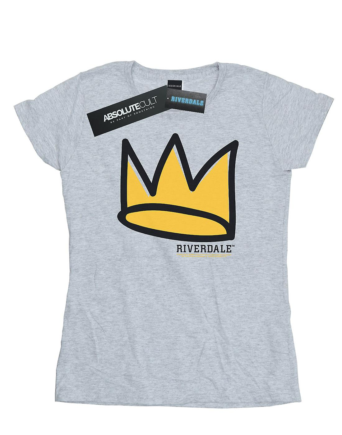 Riverdale Women's Jughead Hat Logo T-Shirt