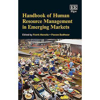 Podręcznik zarządzania zasobami ludzkimi przez Frank Ho na rynkach wschodzących