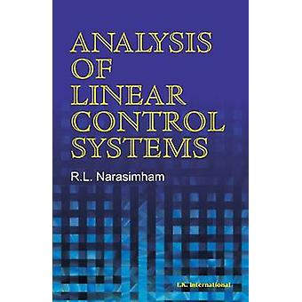 Analysis of Linear Control System by R.L. Narasimham - 9788189866273