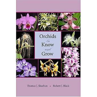 Orkidéer att veta och växa
