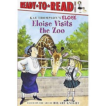 Eloise visitas ao zoológico (Ready-To-Read Eloise - nível 1)