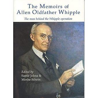 Las memorias de Allen Oldfather Whipple: el hombre detrás de la operación de Whipple