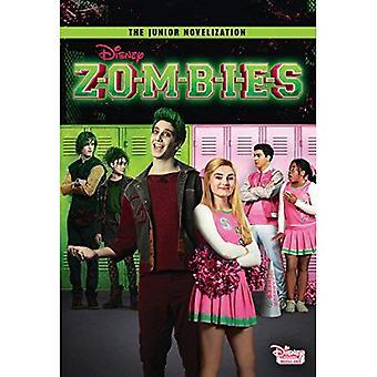 Disney novélisation Junior de Zombies (Zombies de Disney)