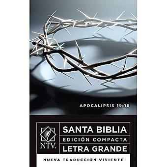 Santa Biblia Ntv, Edicion Compacta Letra Grande, Rey