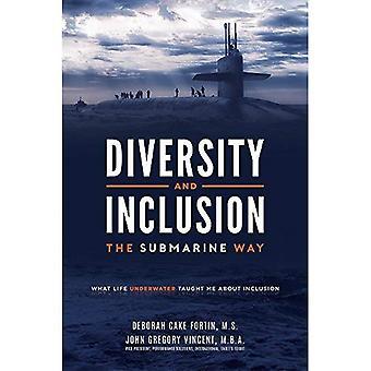 Diversidad y la inclusión de la forma de submarino: qué vida bajo el agua Me enseñó sobre inclusión