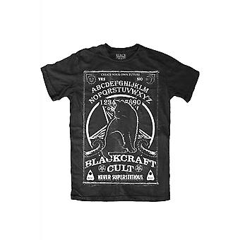 Blackcraft Cult Ouija Cat Tee