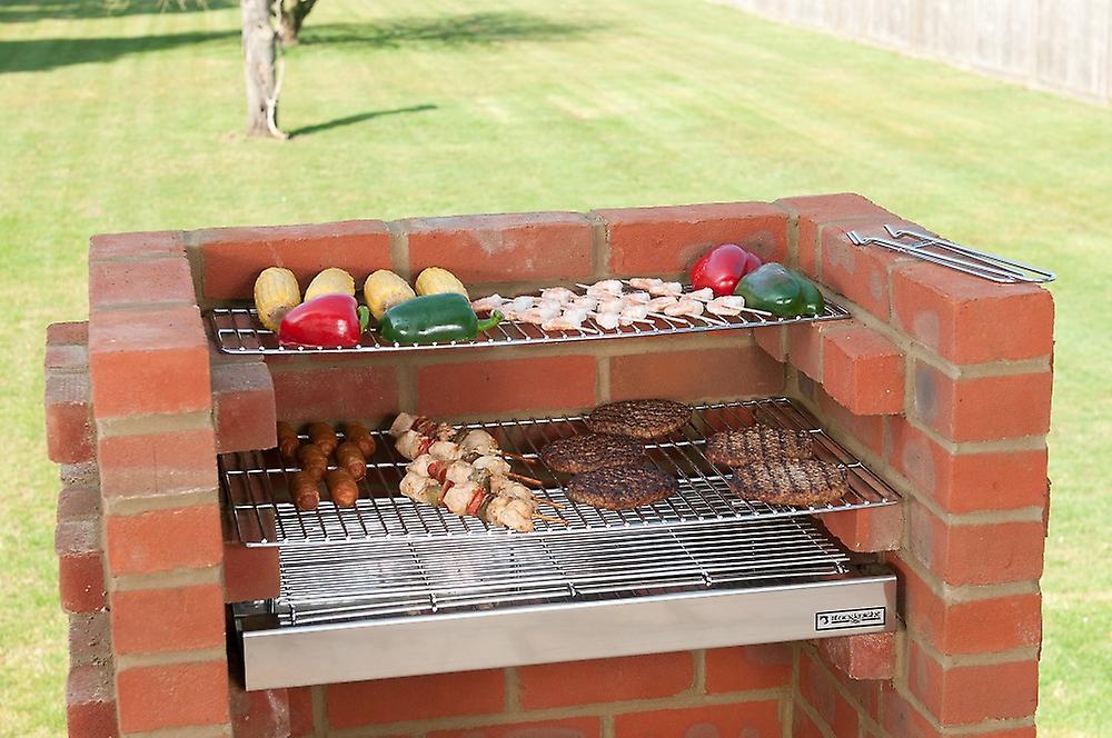 Black Knight Brick Barbecue Kit BKB504