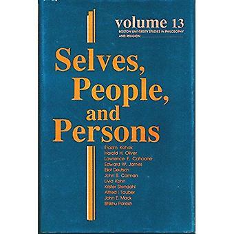 Zelf-mensen-en personen-wat betekent het om een zelf? door ler