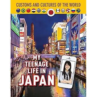 My Teenage Life In Japan - 9781422239063 Book