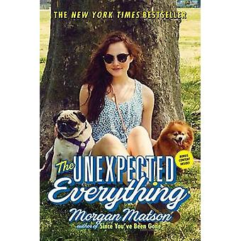 The Unexpected Everything by Morgan Matson - 9781481404556 Book