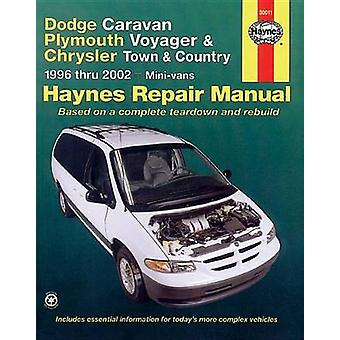 Dodge Caravan - Plymouth Voyager and Chrysler Town and Country Automo