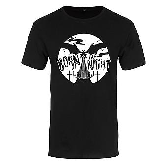 Grindstore Mens Born Of The Night Premium T-Shirt