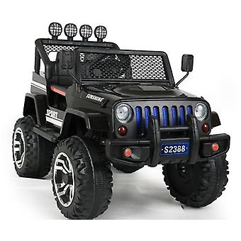 RideonToys4u 4x4 Jeep Style Kids 12V Electric Ride On Car With Remote Control