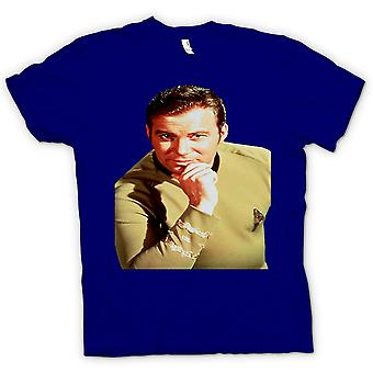 Womens t-shirt - Capitão Kirk - Star Trek
