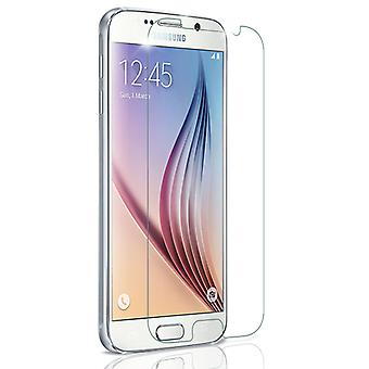 iCoverCase | Samsung Galaxy S6 | 2- Pack Screen Protection | Cured Glass