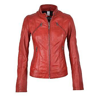 Women's leather jacket Gina