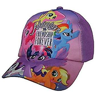 Baseball Cap - My Little Pony - Purple Group/Team New Hat