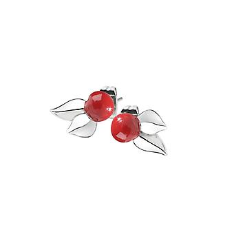 Miss Sixty Cherry Stud Earrings SMOR07