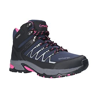 Cotswold Womens Abbeydale Mid Hiker Navy/Black/Fucsia