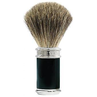 Pyöreä musta Badger-Ritable blaireau hiukset
