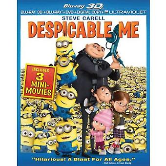 Despicable Me 3D [BLU-RAY] USA import