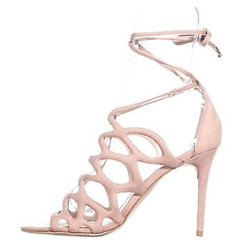 BCBGeneration Womens Joanna Peep Toe Casual Strappy Sandals