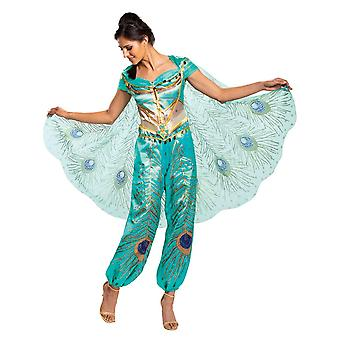 Kvinnor Jasmine kostym-Aladdin