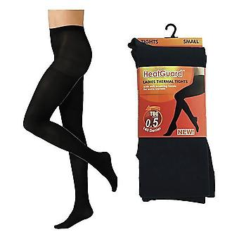 Ladies Heatguard Thermal Tights 140 Denier Style - SK299