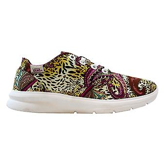Vans Iso 2+ Fuchsia Leopard/Paisley VN0004O1IS5 Men's