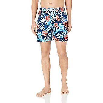 كانو تصفح الرجال & أبوس ق هافانا جذوع السباحة (العادية والموسعة، فاكاي الأزرق، حجم المتوسطة