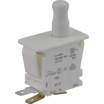 ZF F69-30A Pushbutton 250 V AC 10 A 1 x On/(On) momentary 1 pc(s)