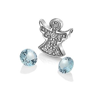 Anais Hot Diamonds Anais Silver Angel Charm AC104