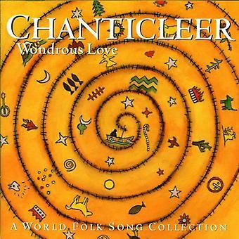 Chanticleer - Wondrous Love: A Folk Song Collection [CD] USA import