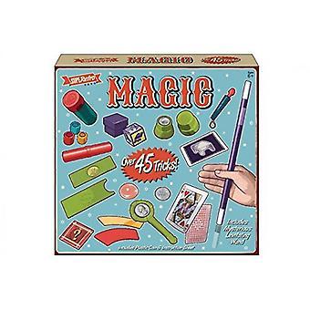 Caixa retrô 45 truques de magia