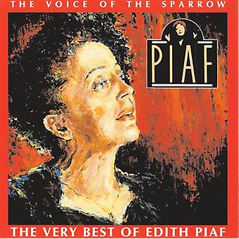 Edith Piaf - Voice of the Sparrow [CD] USA import