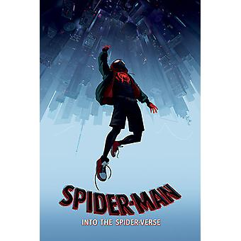 Poster - Studio B - Spiderman - Into the Spider-verse 24