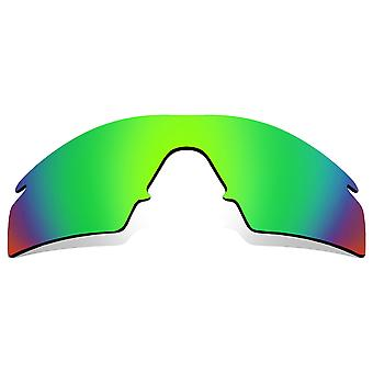 Polarized Replacement Lenses for Oakley M Frame Strike Frame Green Anti-Scratch Anti-Glare UV400 by SeekOptics