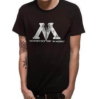Harry Potter-ministerie Magic T-shirt