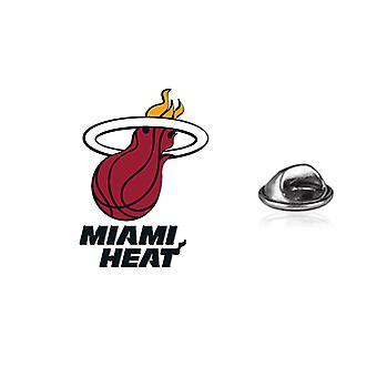 Fanatikere NBA pin merke jakkeslaget pin - Miami Heat