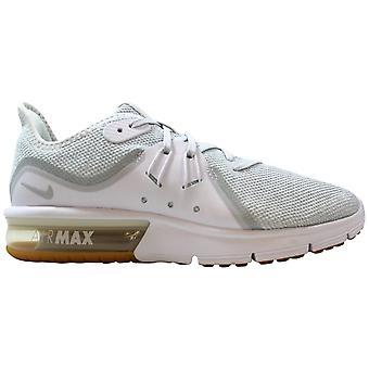 Nike Air Max Sequent 3 White/Pure Platinum 921694-101 Men's