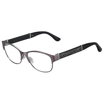 Jimmy Choo JC180 17Q Lilac-Ruthenium-Glitter Glasses