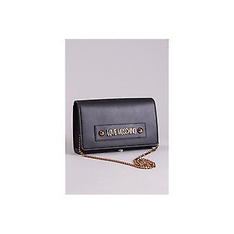 Liebe Moschino Kettenband kleine Tasche