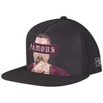 Cayler & sons Snapback Cap - Black DROP OUT