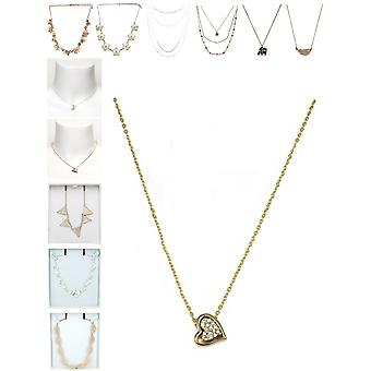 Dainty náhrdelník s dlhým reťazcom