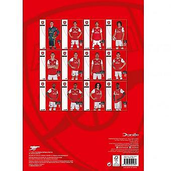 Arsenal FC 2020 Calendar