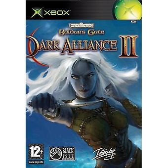 Baldurs Gate Dark Alliance II (Xbox) - Nyhet