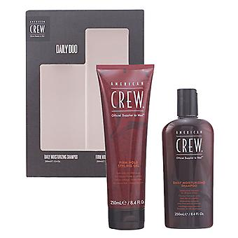 American Crew Giftset Daily Duo