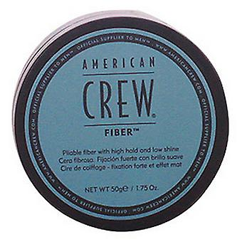 Firm Hold Wax Fiber American Crew